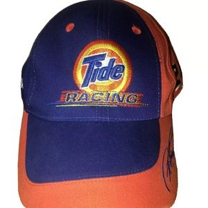 Nascar Hat Tide Racing # 32 One Size All